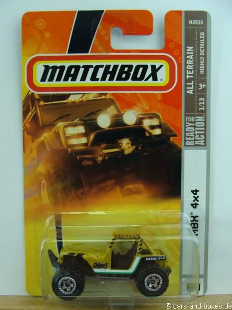MBX 4x4 - 18980