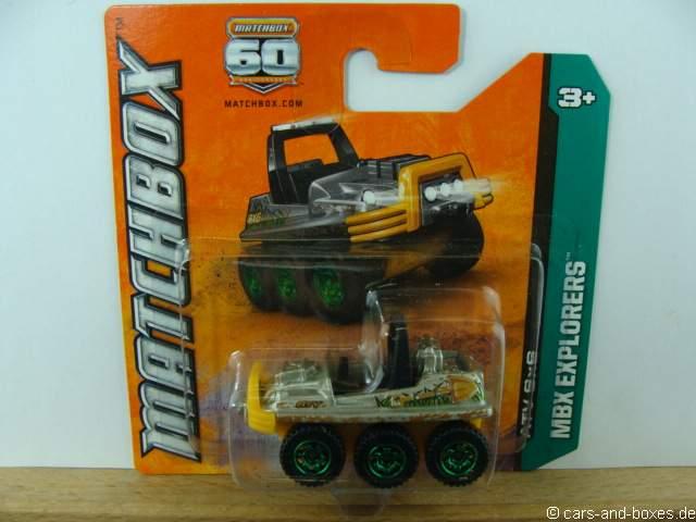 ATV 6x6 - 19202