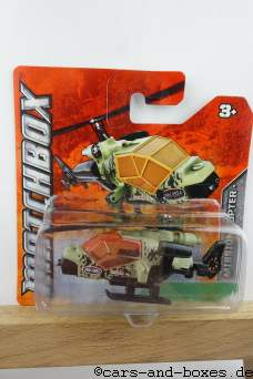 Mission Helicopter/Chopper - 19465