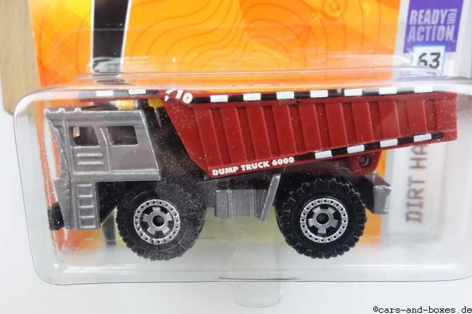 Faun Dump Truck - 19513