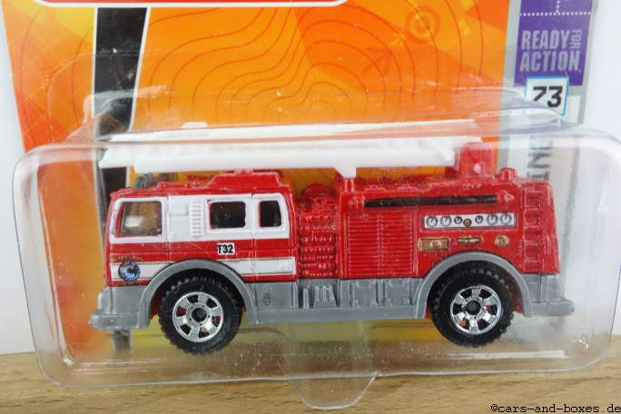 Ladder King / Fire Ladder Truck - 19518