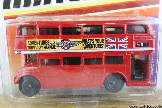 Routemaster Double Decker Bus - 19553