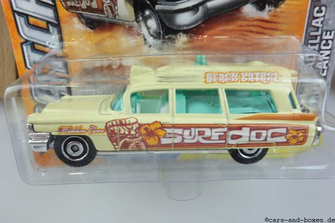 '63 Cadillac Ambulance - 19577