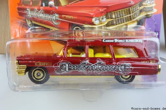 1963 Cadillac Ambulance - 19587