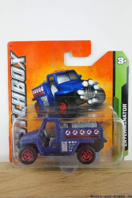 Exterminator Foam Truck - 19610