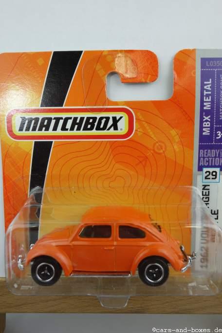 1962 Volkswagen VW Beetle - 19655