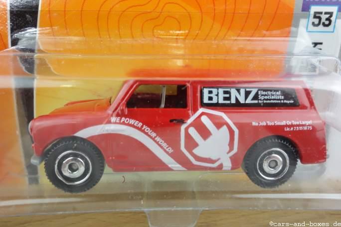 Austin Mini Van - 19665