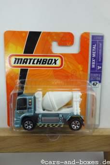 MBX Cement Mixer - 19769