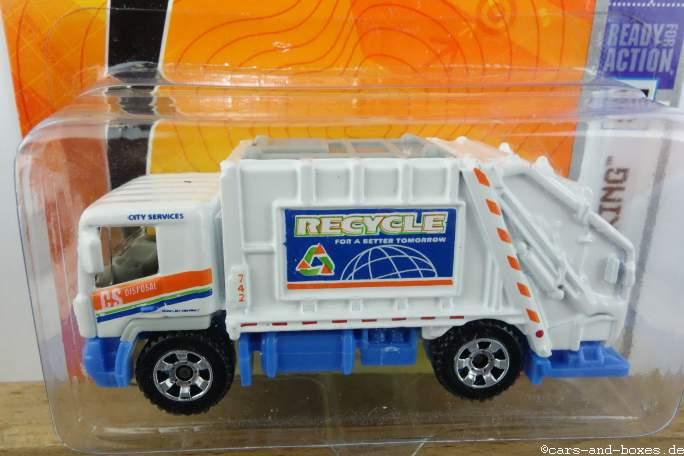Trash King / Garbage Truck - 19796
