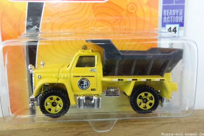 Highway Maintenance Truck Plow Master - 19873