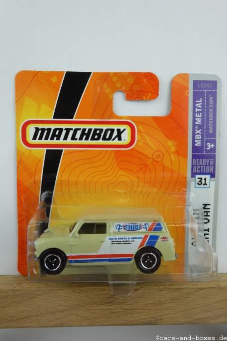 Austin Mini Van - 19878