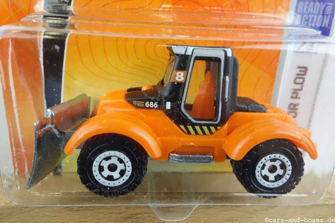 Tractor Plow - 19921