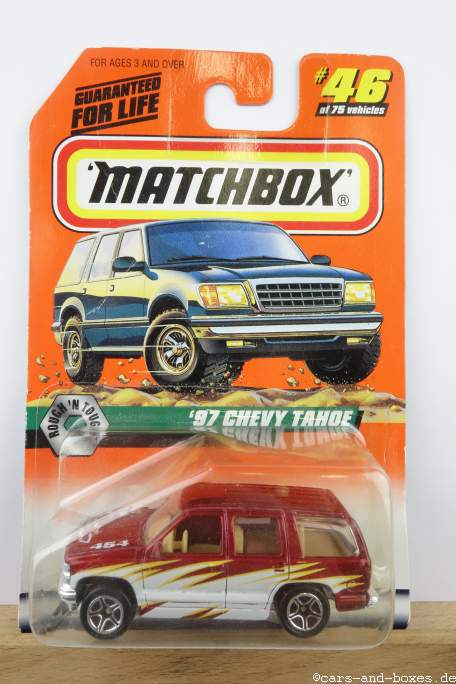 1997 Chevy Tahoe - 19951