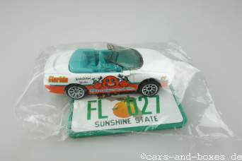 Florida Sunshine State Camaro SS Convertible  - 19957