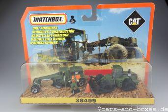 Caterpillar Set Dirt Machines - 19981