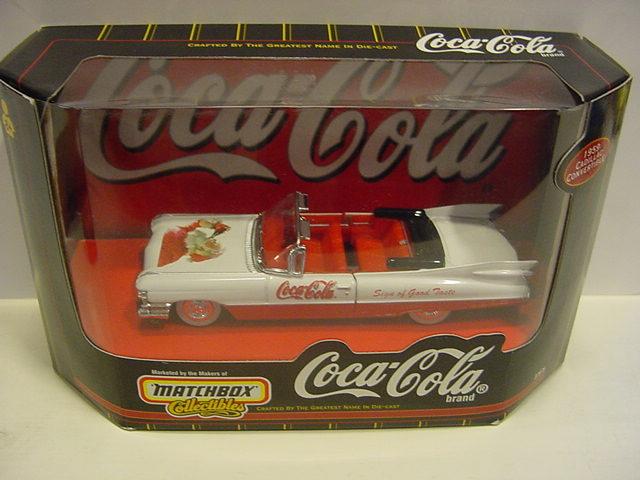 37975 1959 Cadillac Coca Cola - 47456