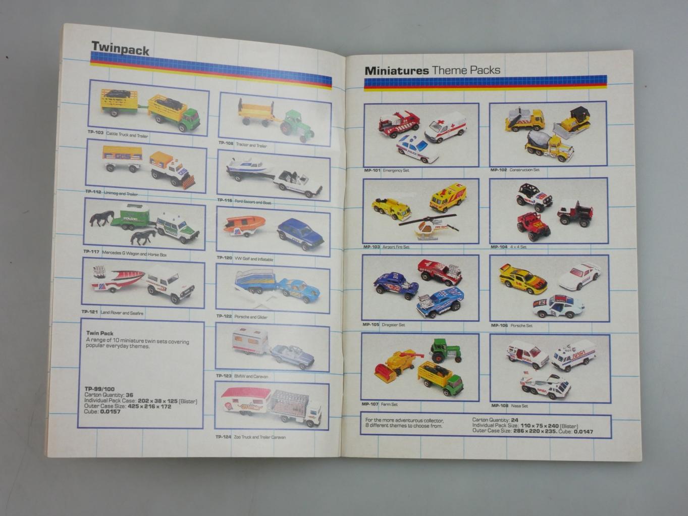 Matchbox Catalogue 1989  International engl. - 20030