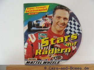 Matchbox Katalog 1999/2000 deutsche Ausgabe (20035)