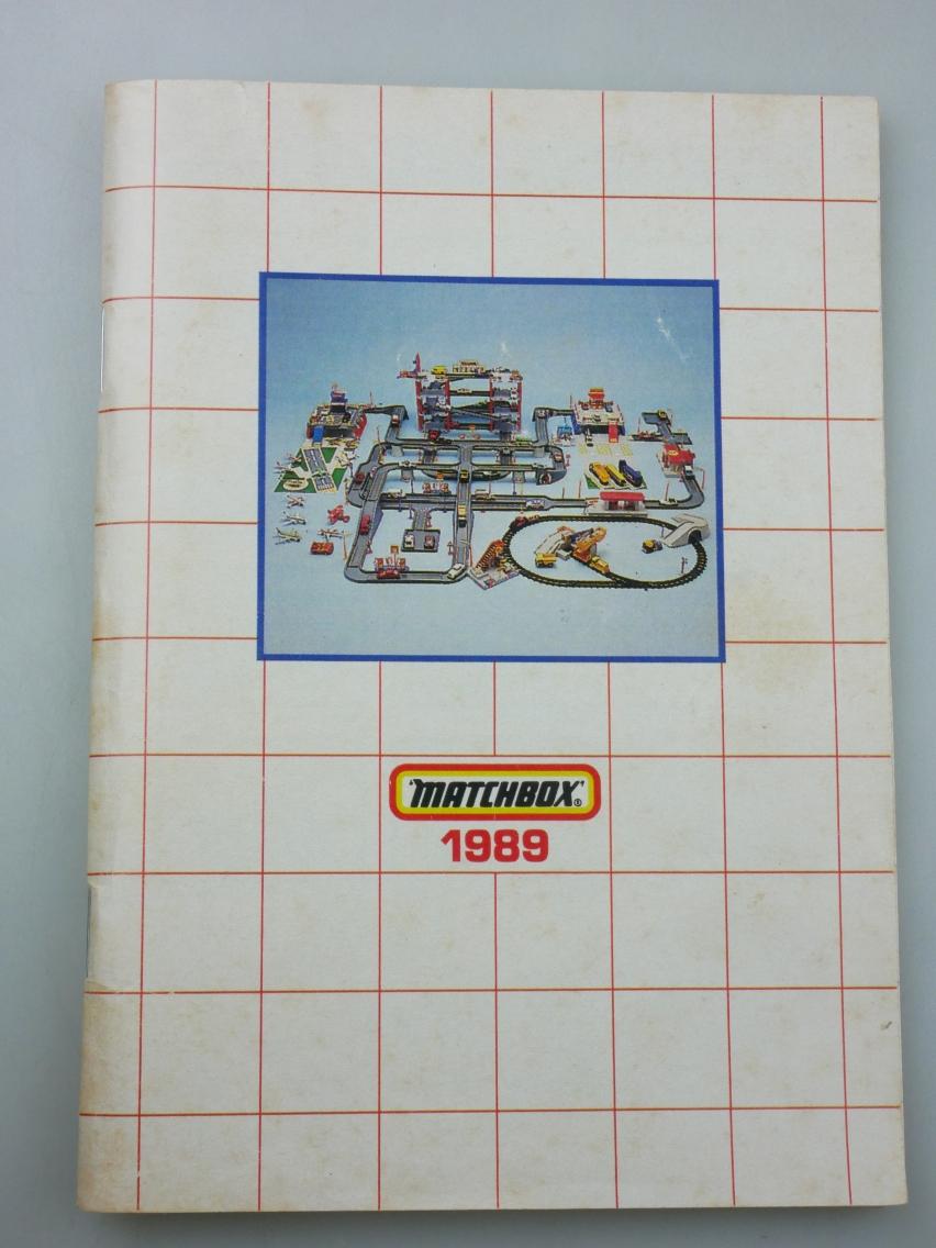 Matchbox Katalog 1989  deutsche Ausgabe (20155)