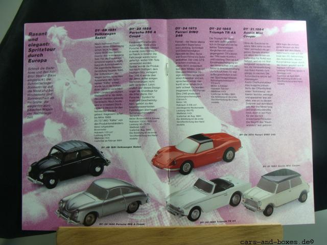 Matchbox Dinky Katalog 1991 (20184)