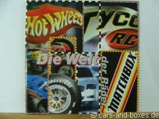 Matchbox Katalog 2000/01 Die Welt der Räder (20270)