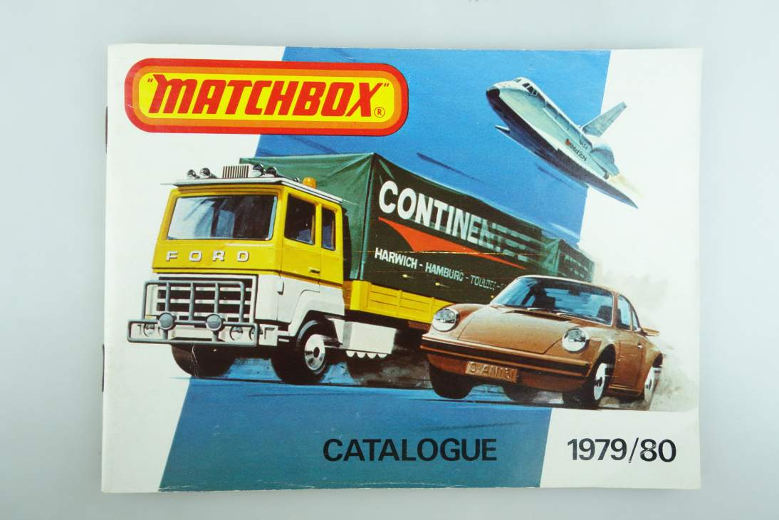 Matchbox Catalogue 1979/80 US-Edition - 20512