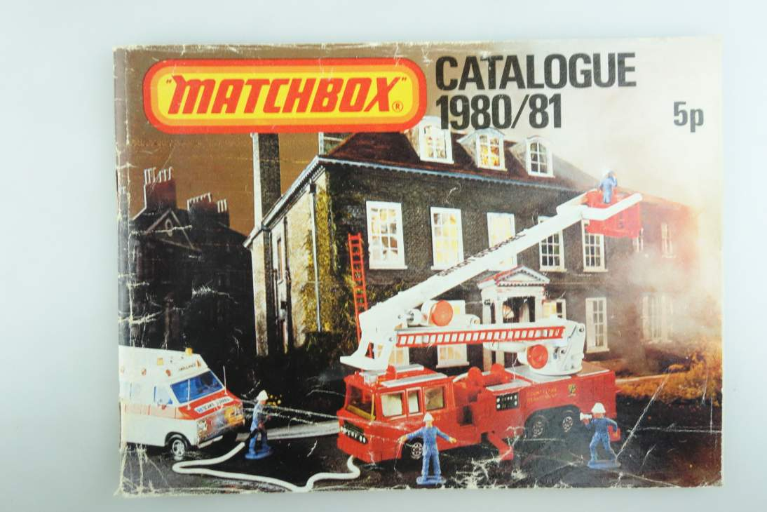 Matchbox Catalogue 1980/81 UK-Edition - 20513