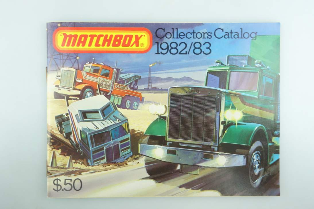 Matchbox Catalog 1982/83 US-Edition - 20514