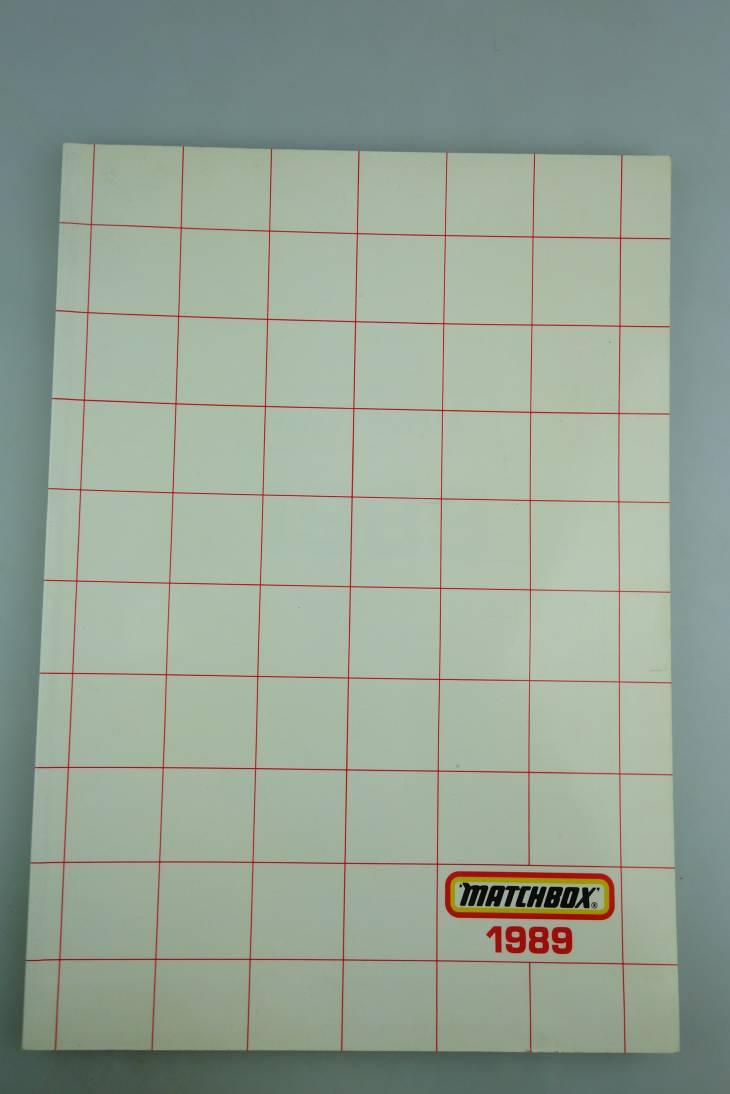 Matchbox 1989 (Zweisprachiger Händlerkatalog französich/niederländisch) - 20573