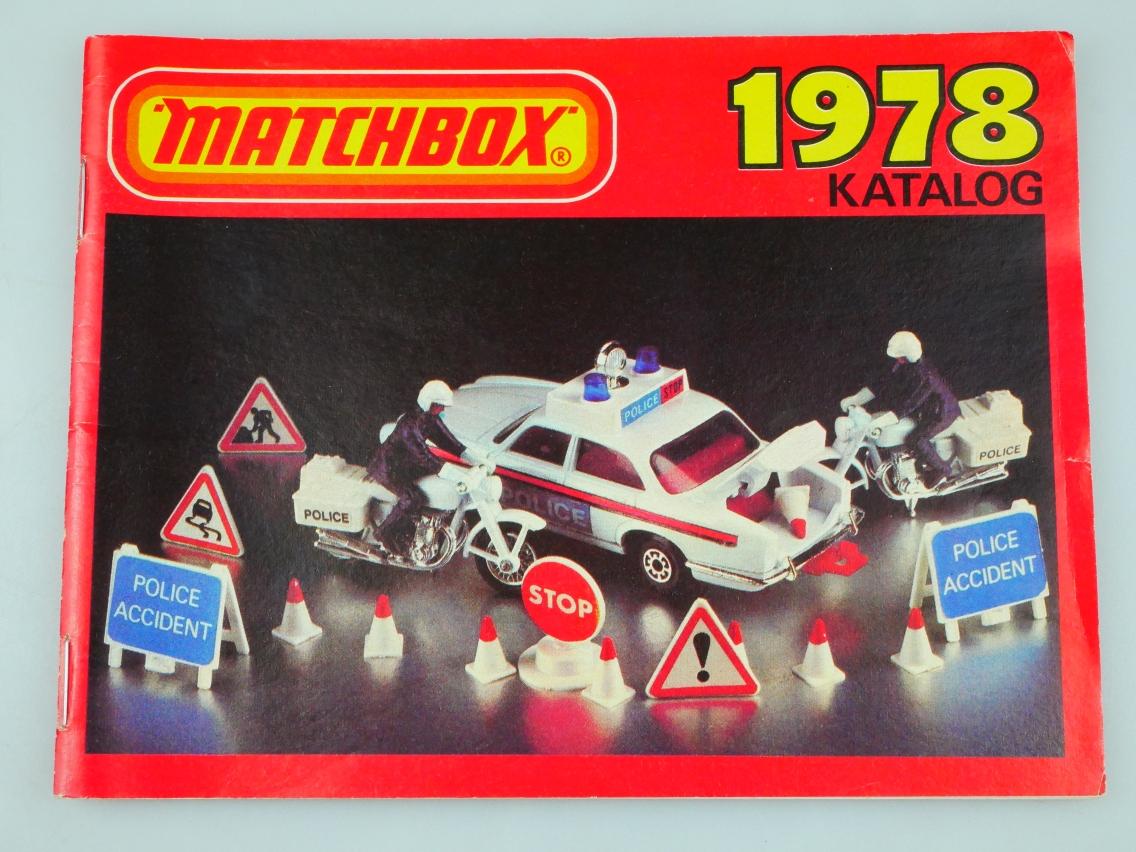 Matchbox Katalog 1978 (deutsche Ausgabe) - 20699
