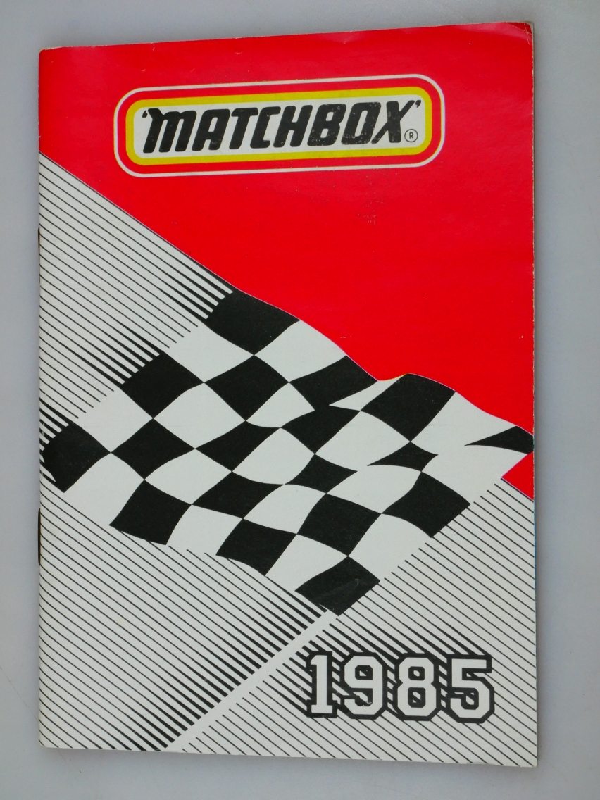 Matchbox Catalogue 1985 (Edition français) - 20700