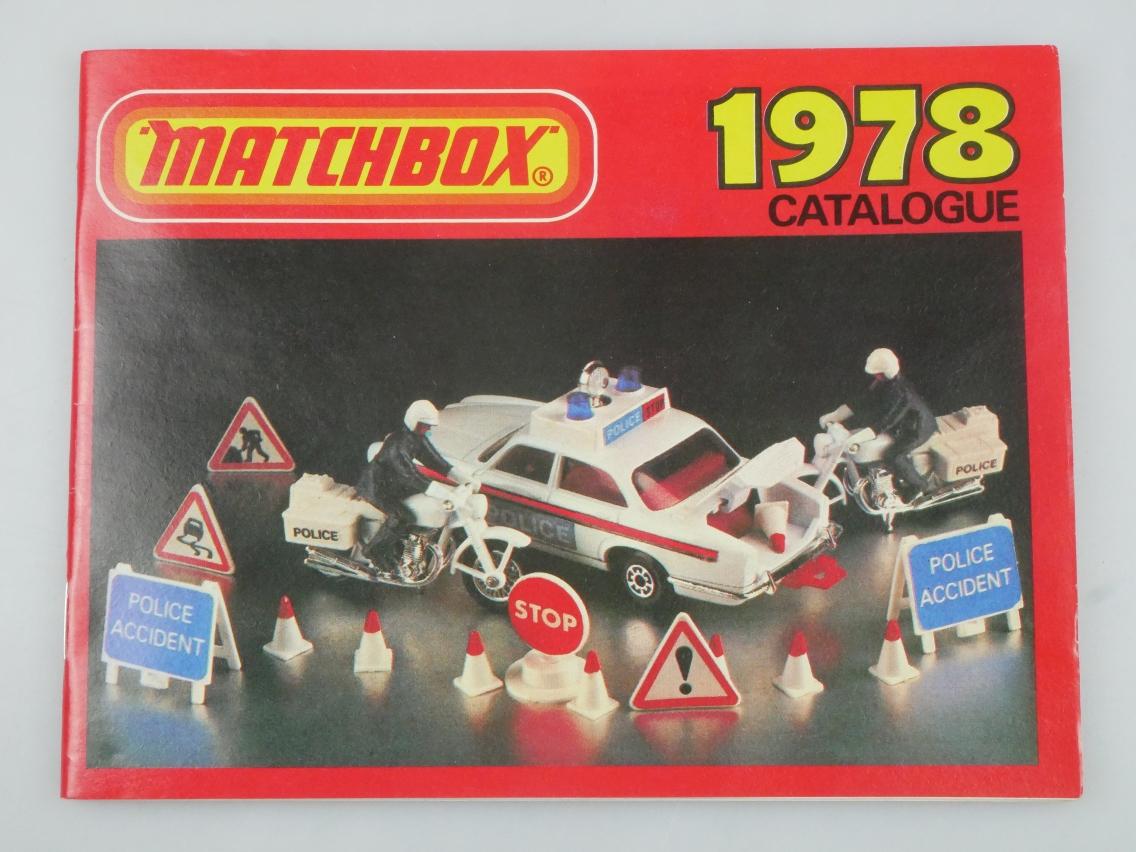 Matchbox Catalogue 1978 USA-Ausgabe - 20794