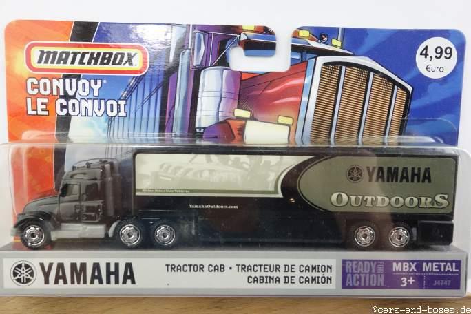 CY-114 Generic Tractor Cab YAMAHA - 26613