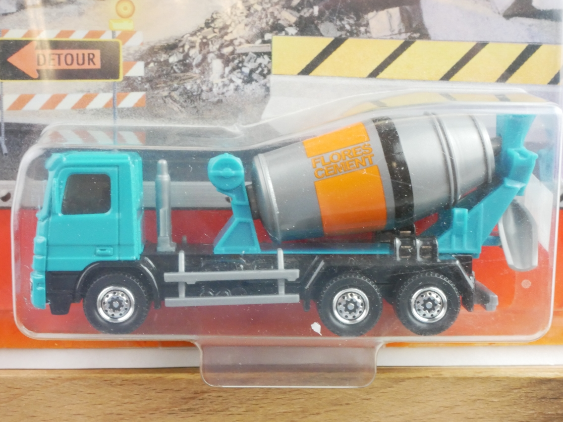 Mercedes Actros Cement Mixer 2007 - 26938