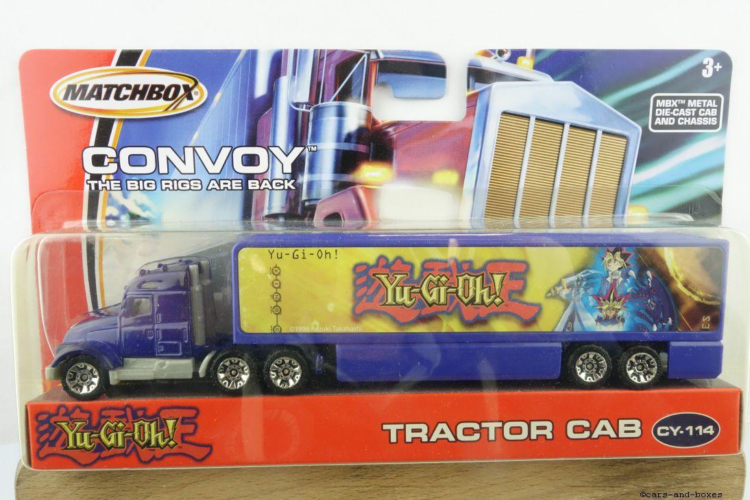 CY-114 Generic Tractor Cab Yu-Gi-Oh! - 27208