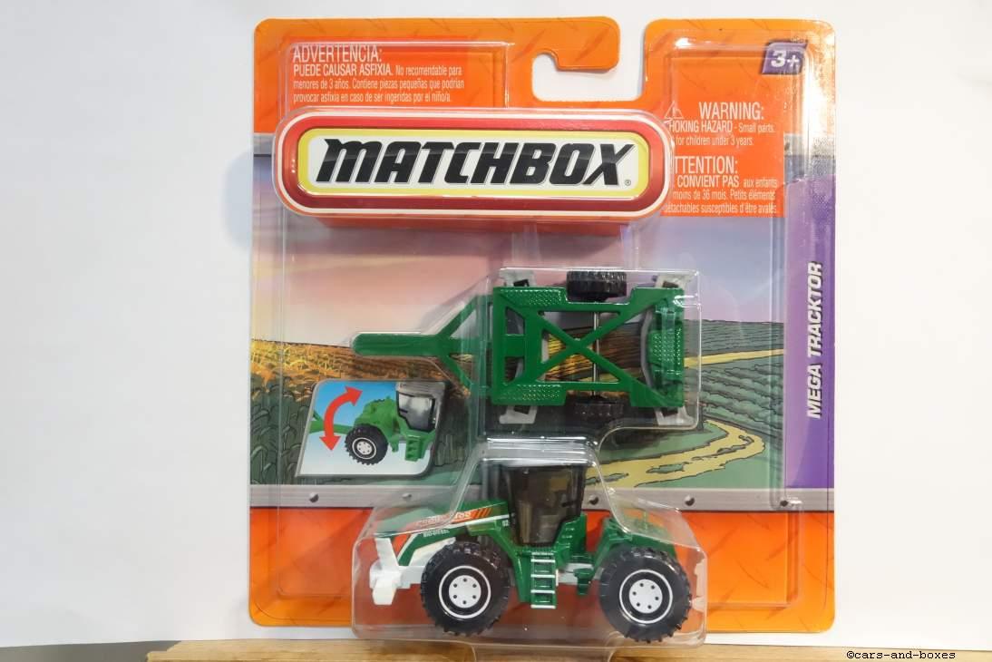 Mega Tractor - 27236