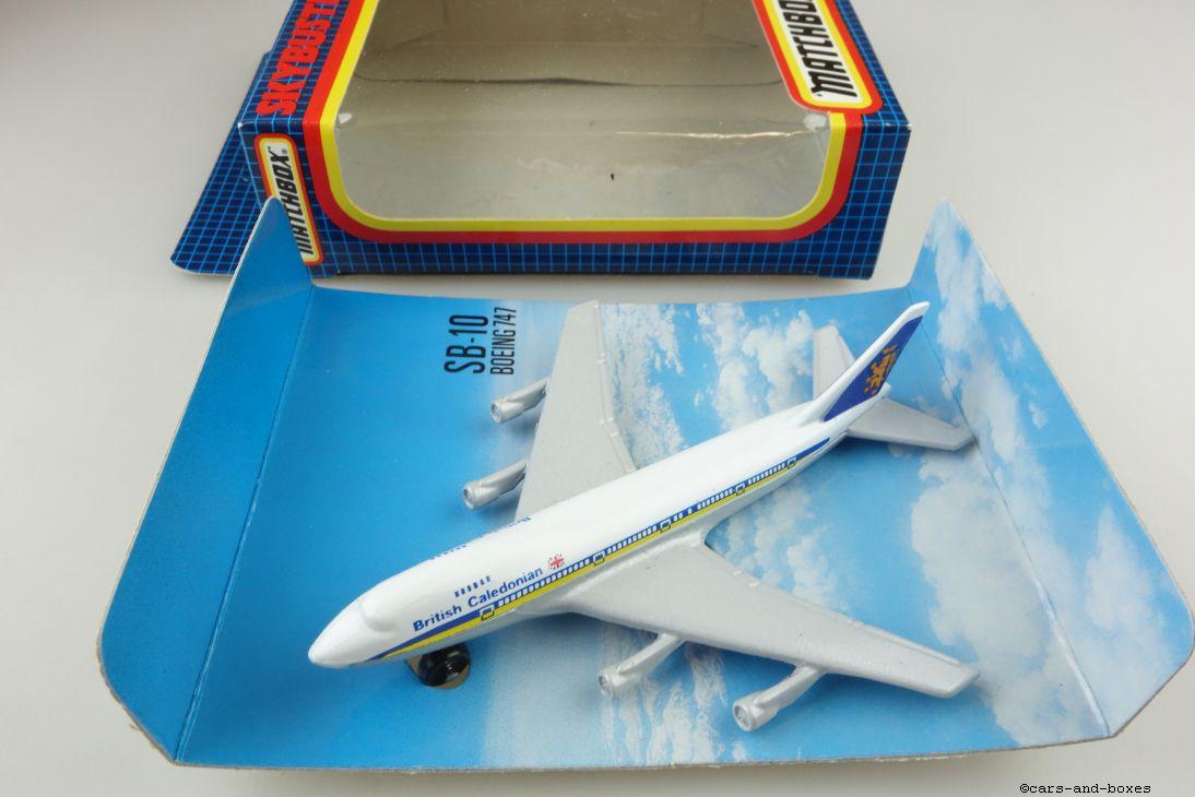 SB-10 Boeing 747 'Jumbo' British Caledonian - 28259