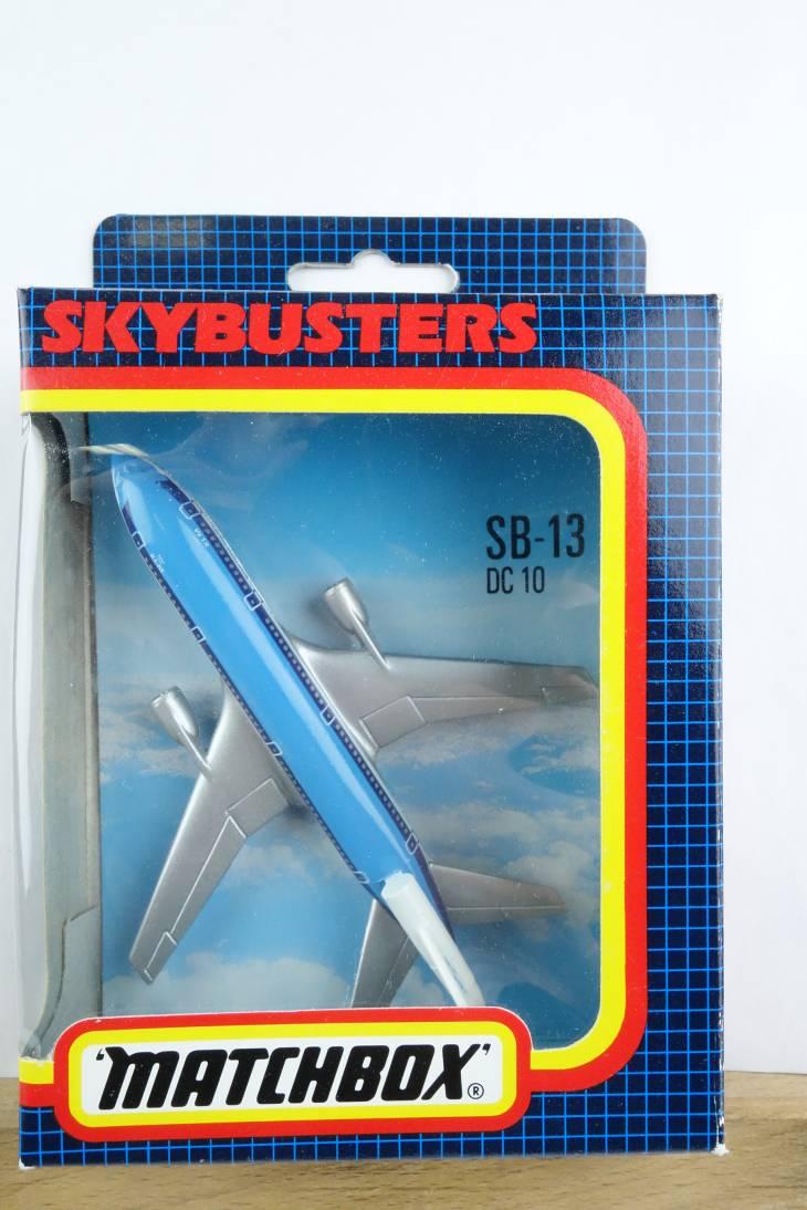 SB-13 DC-10 KLM - 28358