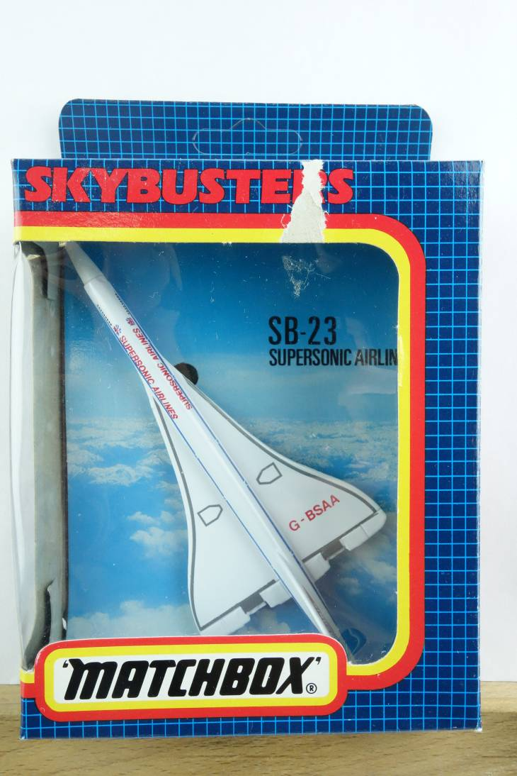 SB-23 S.S.T. (Supersonic Transport) - 28359