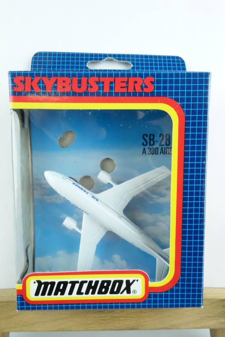 SB-28 A 300 Airbus AIR FRANCE - 28360