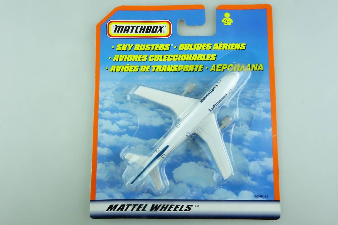 SB-28 A 300 Airbus Lufthansa - 28383