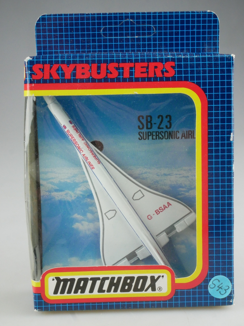 SB-23 S.S.T. (Supersonic Transport) - 28513