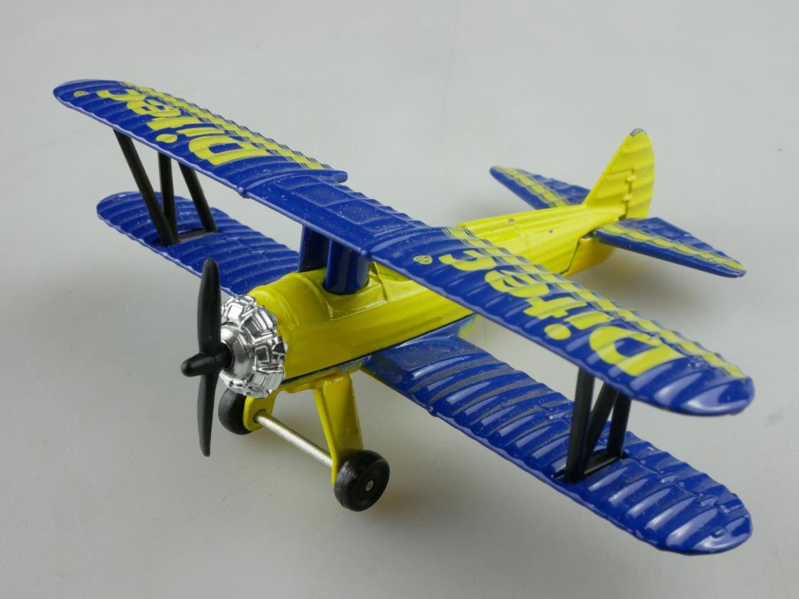 SB-39 Stearman PT17 Kaydet Ditec - 28525