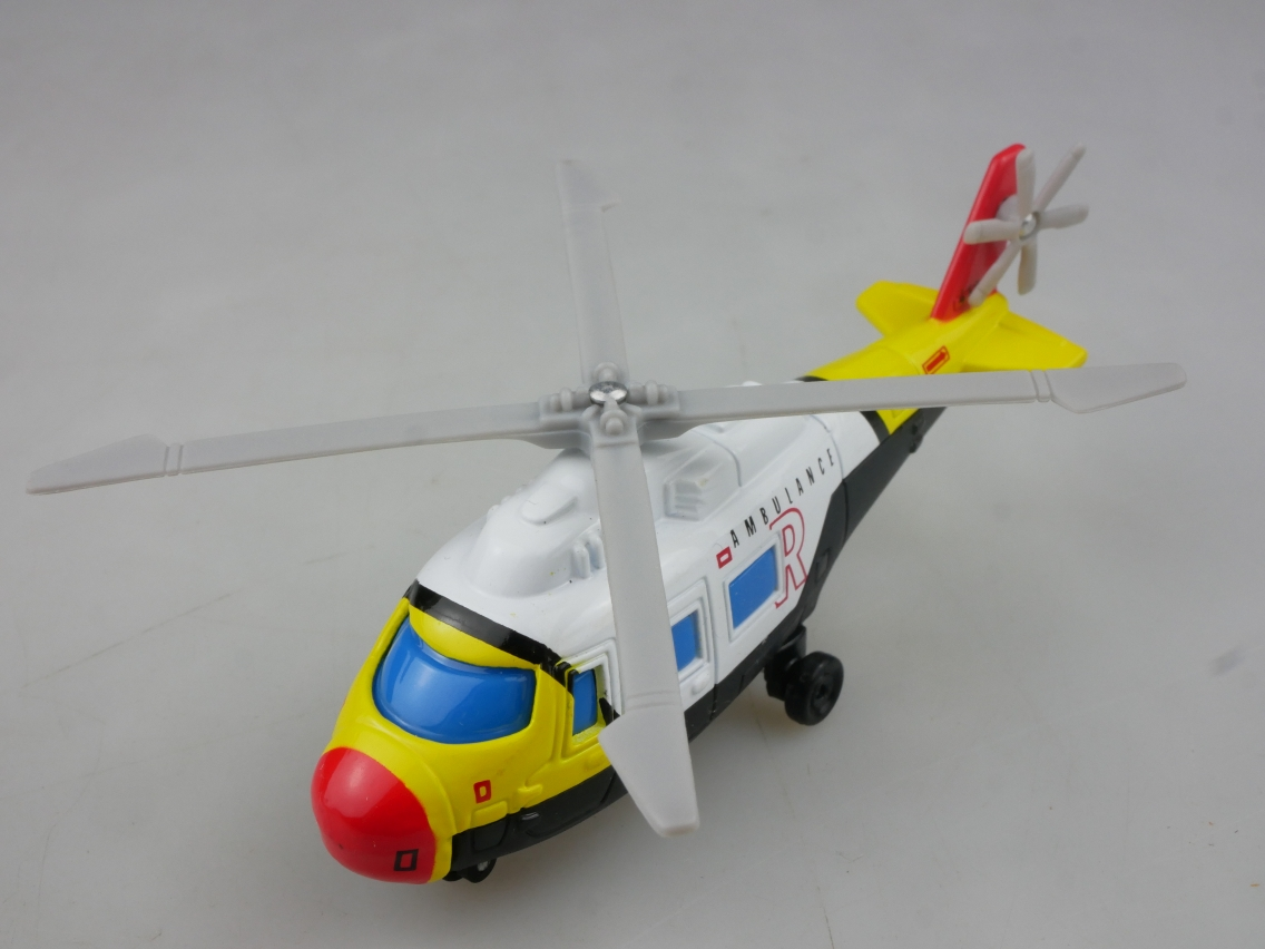 SB-44A Rescue Helicopter Ambulance - 28552