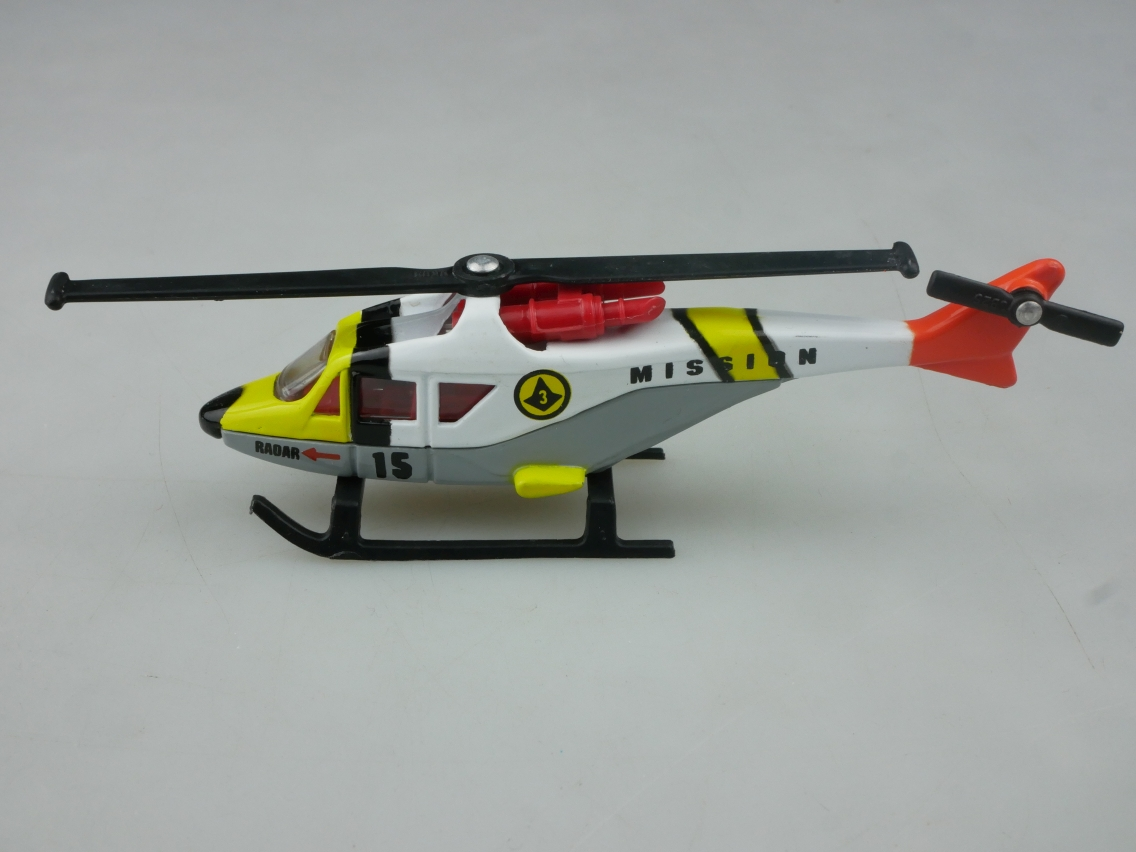 SB-25 Rescue Helicopter Radar 15 Mission - 28558
