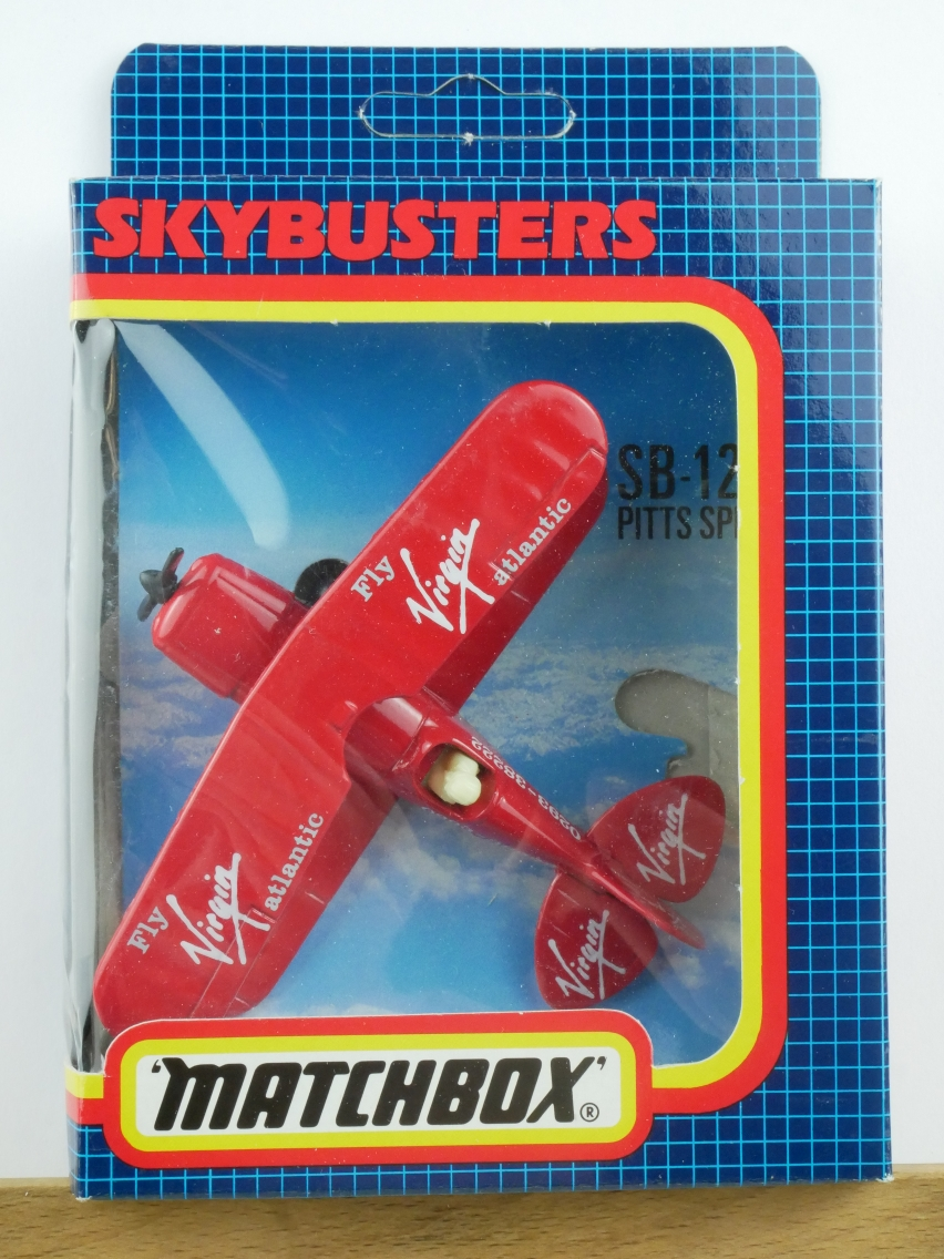 SB-12B Pitts Special - 28618