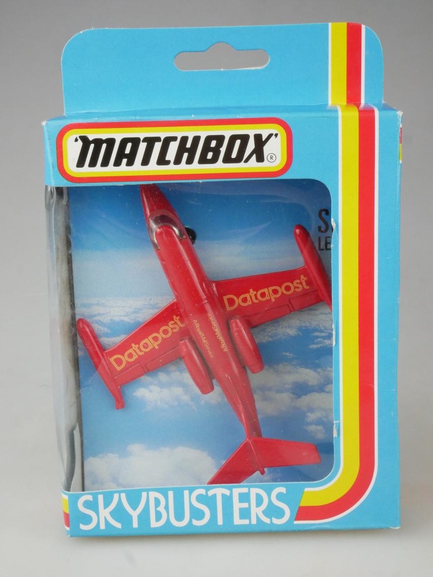 SB-01 Lear Jet Datapost - 28636