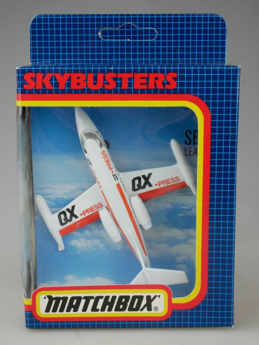 SB-01 Lear Jet QX-PRESS - 28637