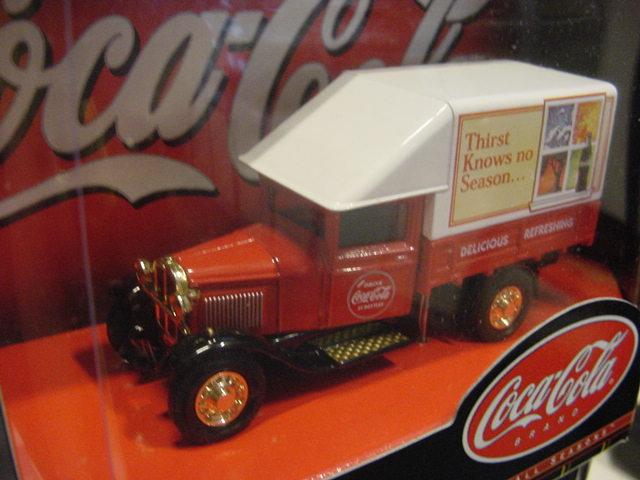 96558 1932 Ford AA Lkw Coca Cola - 47467