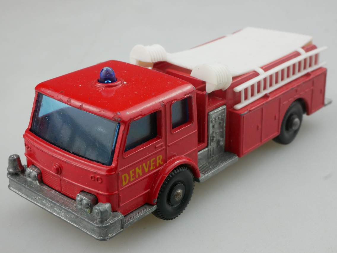 29c Fire Pumper Truck - 36360